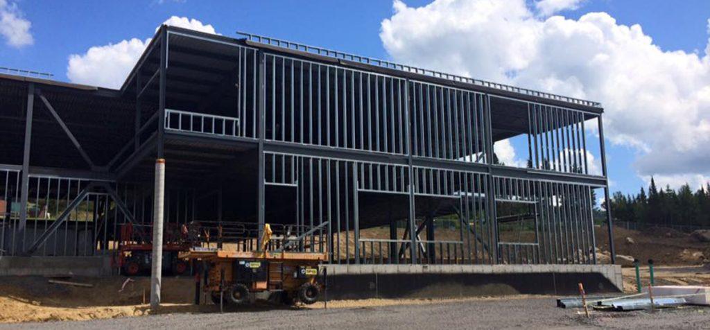 construction institutionnelle
